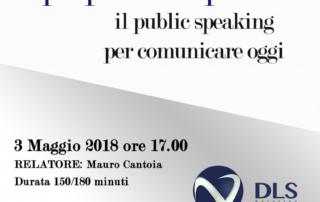 corso public speaking catania